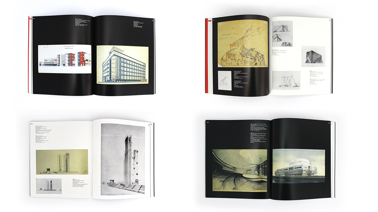 Architectural Drawings of the Russian Avant-Garde